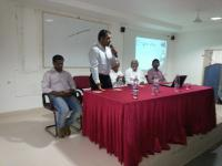 Mr.Bhuvan Speaking Against Surveillance